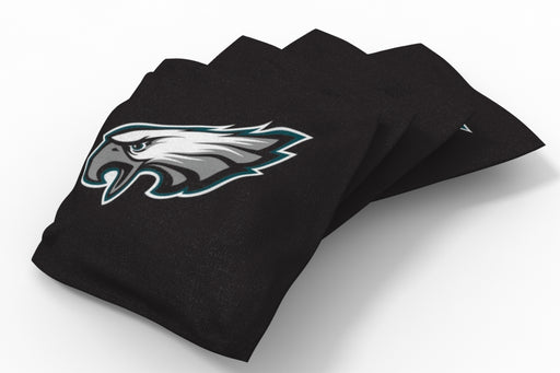 Philadelphia Eagles  Solid Bean Bags - 4pk