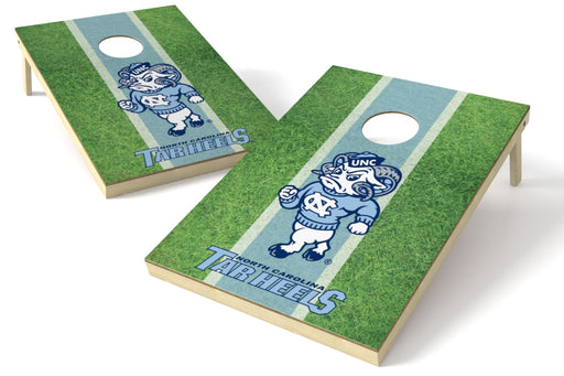 North Carolina Tar Heels 2x3 Cornhole Board Set - Field