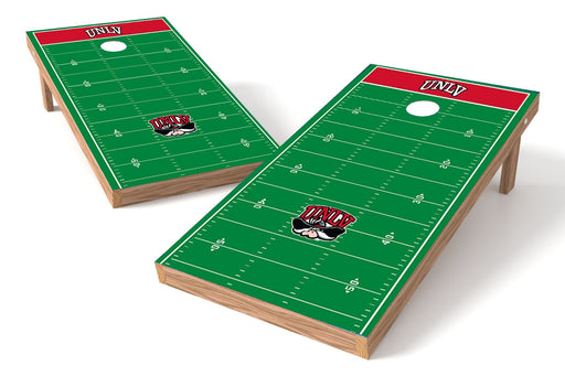 UNLV Rebels 2x4 Cornhole Board Set - Field