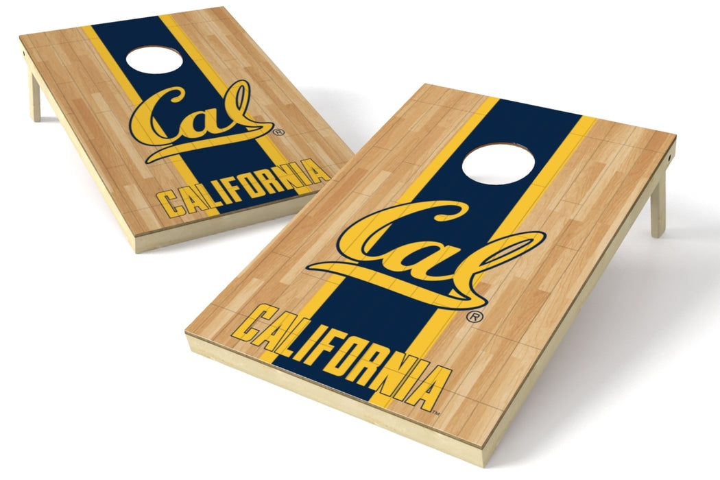Cal Bears 2x3 Cornhole Board Set - Hardwood