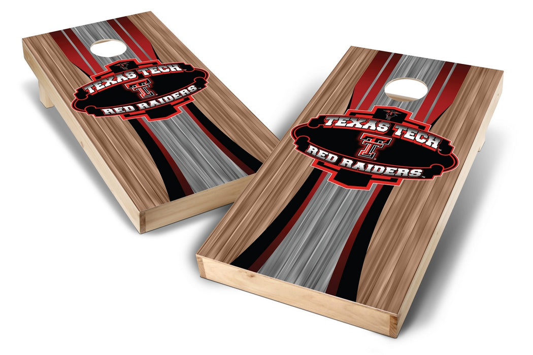Texas Tech Red Raiders  2x4 Cornhole Board Set - Wood