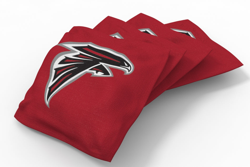 Atlanta Falcons 2x3 Cornhole Board Set - Heritage