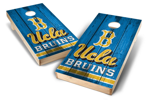 UCLA Bruins 2x4 Cornhole Board Set - Vintage