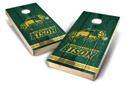 North Dakota State Bison 2x4 Cornhole Board Set - Vintage