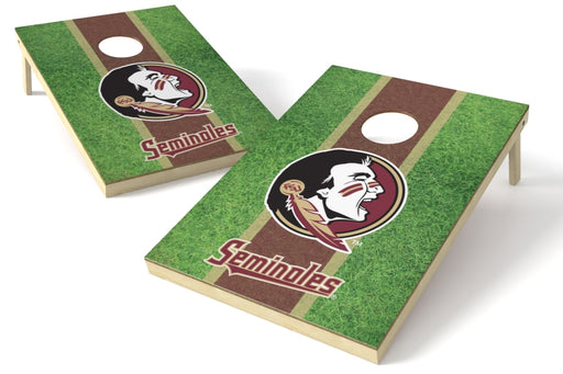 Florida State Seminoles 2x3 Cornhole Board Set - Field