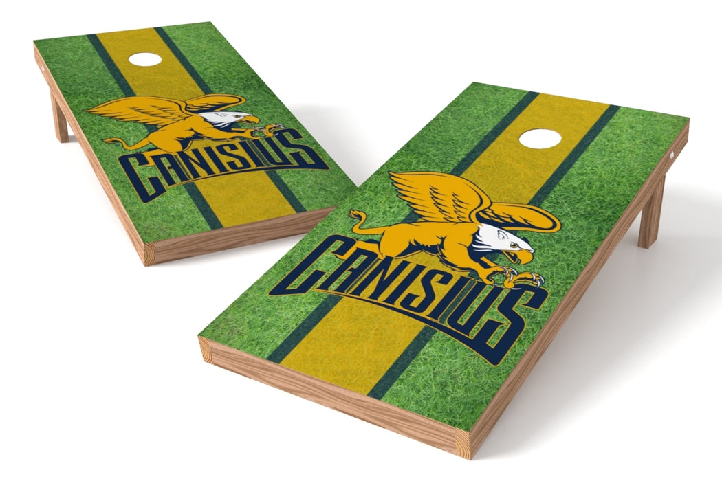 Canisius College 2x4 Cornhole Board Set - Field