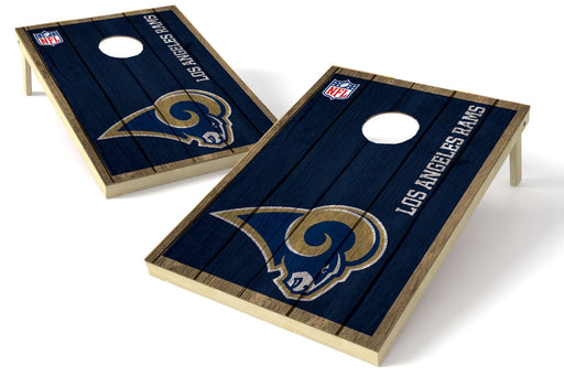Los Angeles Rams 2x3 Cornhole Board Set - Vintage