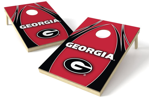 Georgia Bulldogs 2x3 Cornhole Board Set