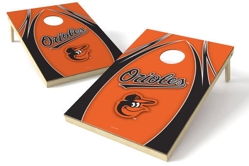 Baltimore Orioles 2x3 Cornhole Board Set