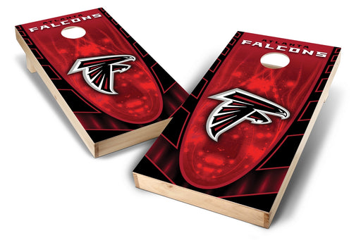 Atlanta Falcons 2x4 Cornhole Board Set - Hot