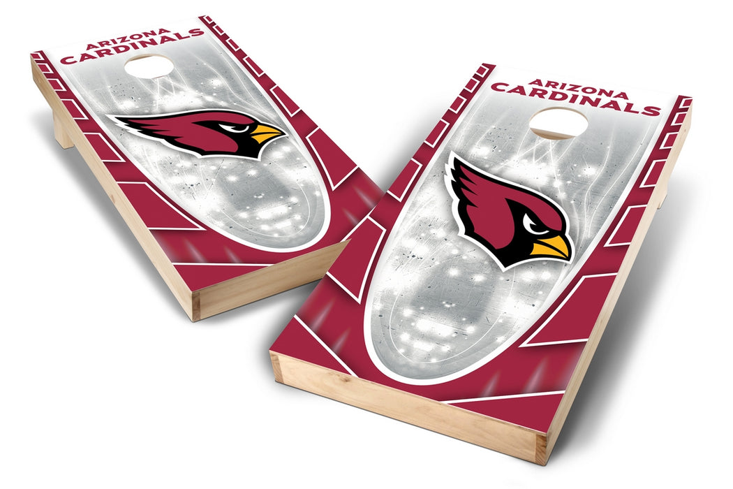 Arizona Cardinals 2x4 Cornhole Board Set - Hot