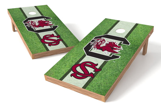 South Carolina Gamecocks 2x4 Cornhole Board Set - Field