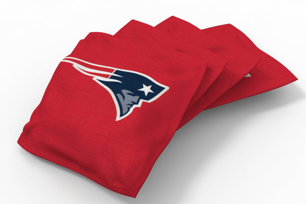 New England Patriots 2x4 Cornhole Board Set - Nostalgia