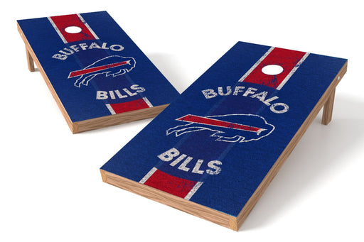 Buffalo Bills 2x4 Cornhole Board Set - Heritage