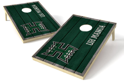 Hawaii 2x3 Cornhole Board Set - Vintage