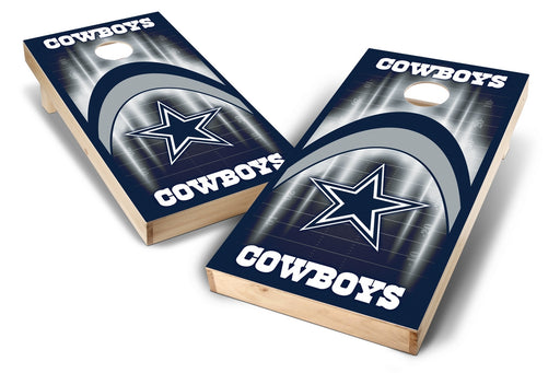 Dallas Cowboys 2x4 Cornhole Board Set - Arch