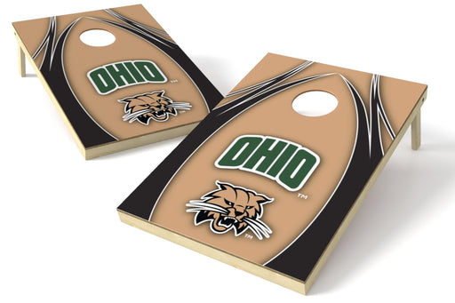 Ohio Bobcats 2x3 Cornhole Board Set