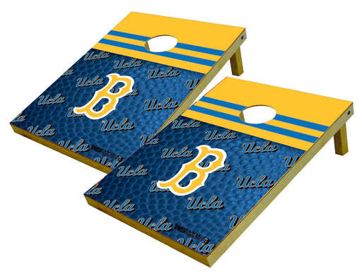 UCLA Bruins 2x3 Cornhole Board Set - Pigskin