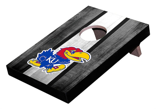 KANSAS NCAA College 10x6.7x1.4-inch Table Top Toss Desk Game