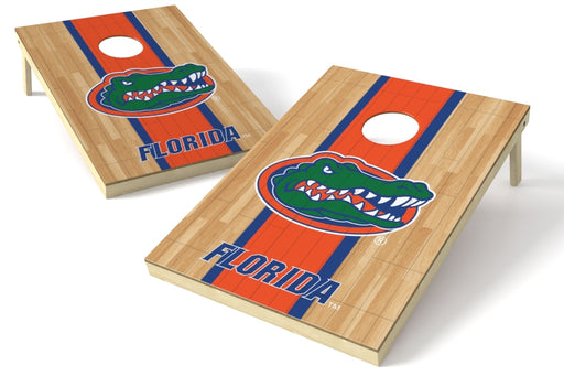 Florida Gators 2x3 Cornhole Board Set - Hardwood
