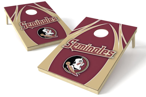 Florida State Seminoles 2x3 Cornhole Board Set