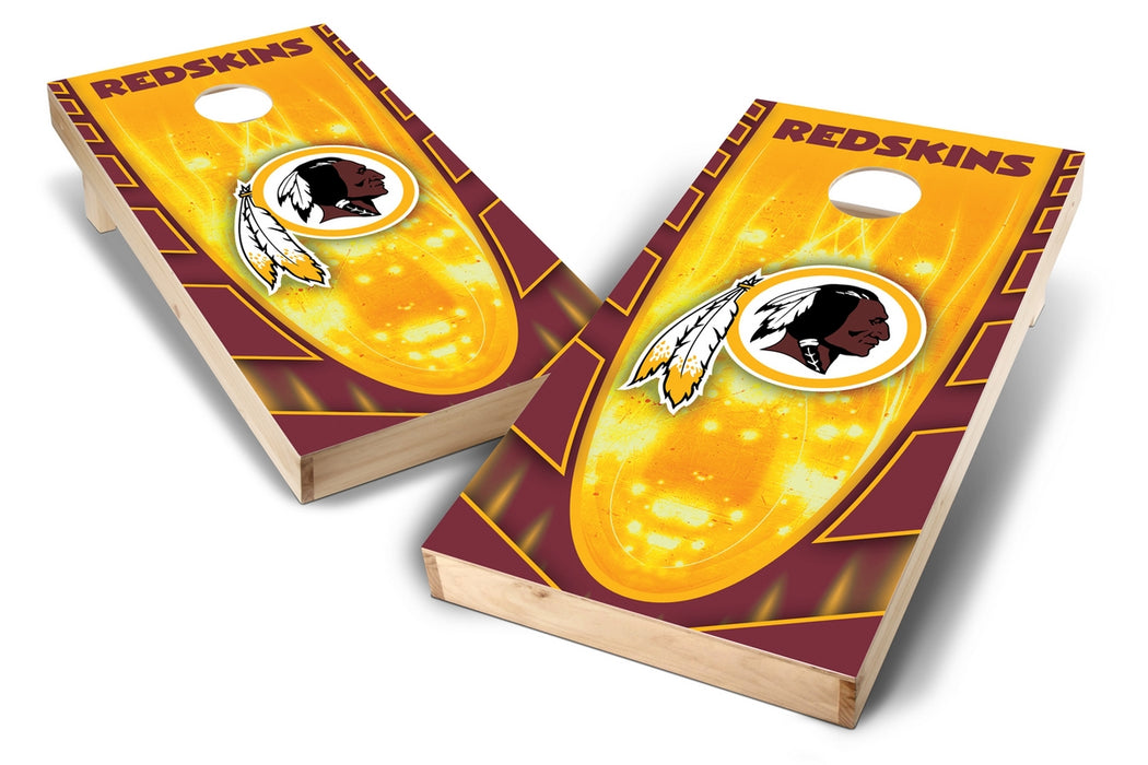 Washington Redskins 2x4 Cornhole Board Set - Hot