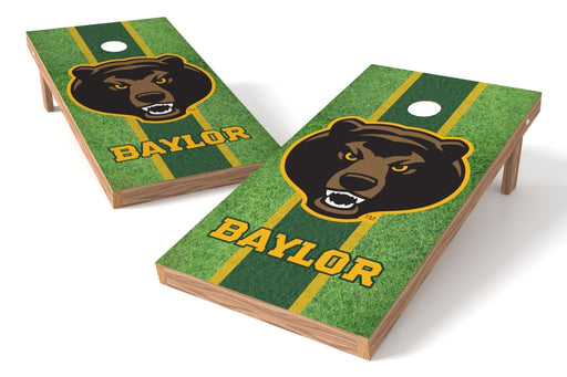 Baylor Bears 2x4 Cornhole Board Set - Field