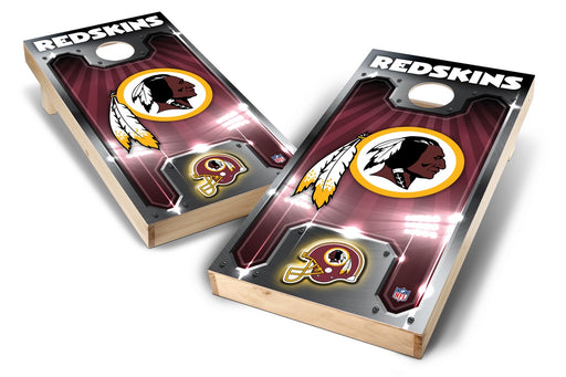 Washington Redskins 2x4 Cornhole Board Set - Plate