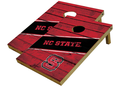 North Carolina State Wolfpack 2x3 Cornhole Board Set - Vintage