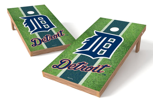 Detroit Tigers 2x4 Cornhole Board Set - Field