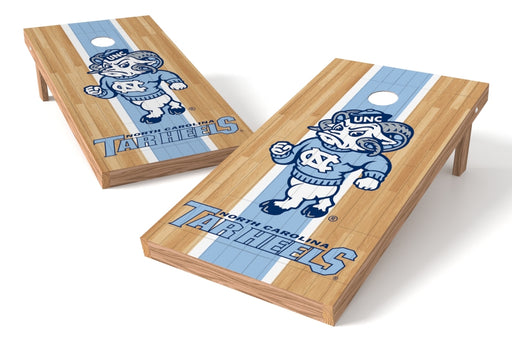North Carolina Tar Heels 2x4 Cornhole Board Set - Wood