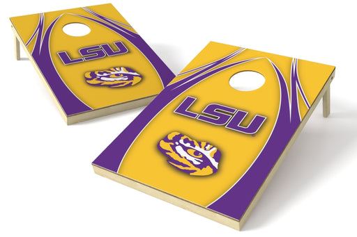 Louisiana State Tigers (LSU) 2x3 Cornhole Board Set