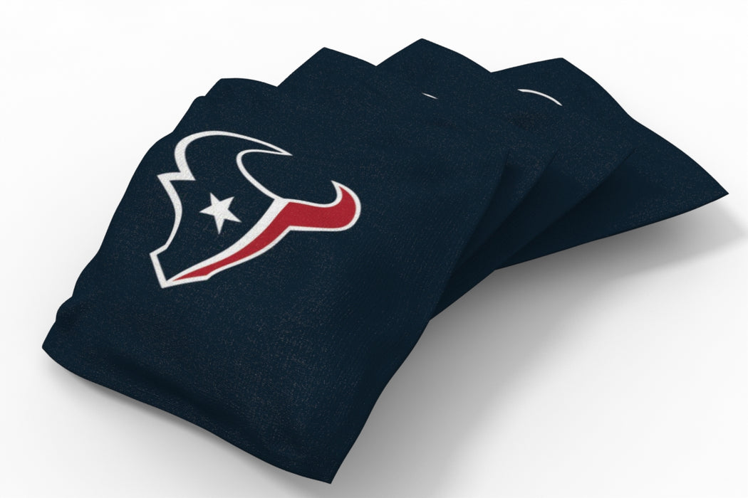 Houston Texans  2x4 Cornhole Board Set - Medallion