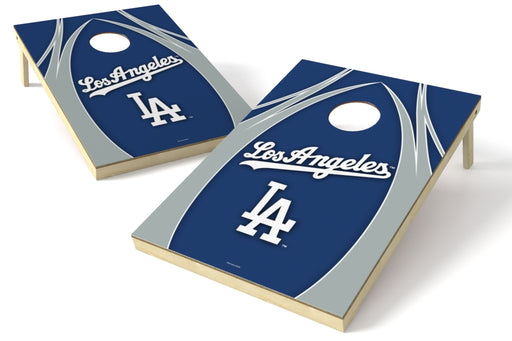 Los Angeles Dodgers 2x3 Cornhole Board Set