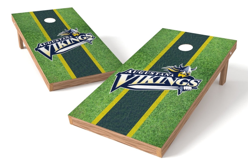 Augustana College 2x4 Cornhole Board Set - Field