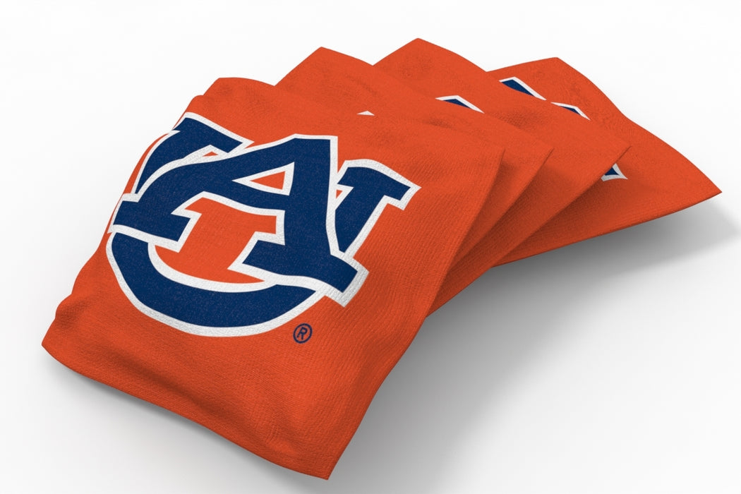 Auburn Tigers 2x4 Cornhole Board Set Onyx Stained - Wild