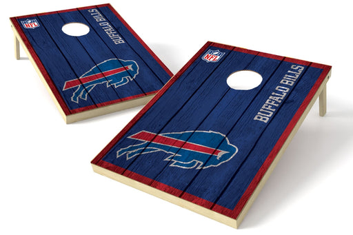 Buffalo Bills 2x3 Cornhole Board Set - Vintage
