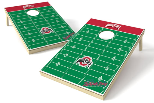 Ohio State Buckeyes 2x3 Cornhole Board Set - Field