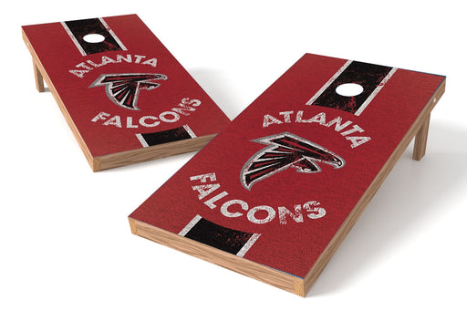 Atlanta Falcons 2x4 Cornhole Board Set - Heritage