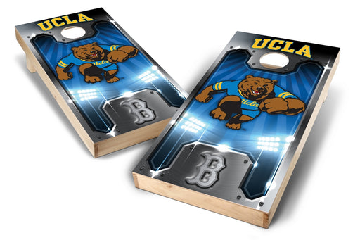 UCLA Bruins 2x4 Cornhole Board Set - Plate