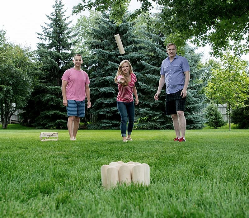 Scatter Outdoor Game