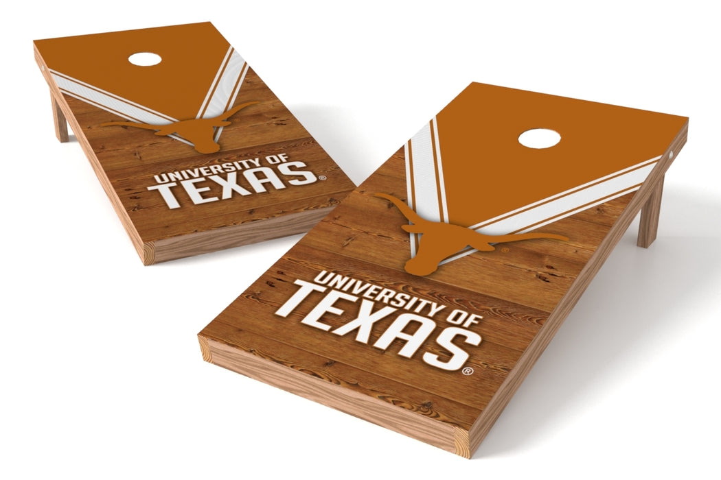 Texas Longhorns 2x4 Cornhole Board Set - Uniform