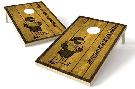 Southern Mississippi Eagles 2x3 Cornhole Board Set - Vintage