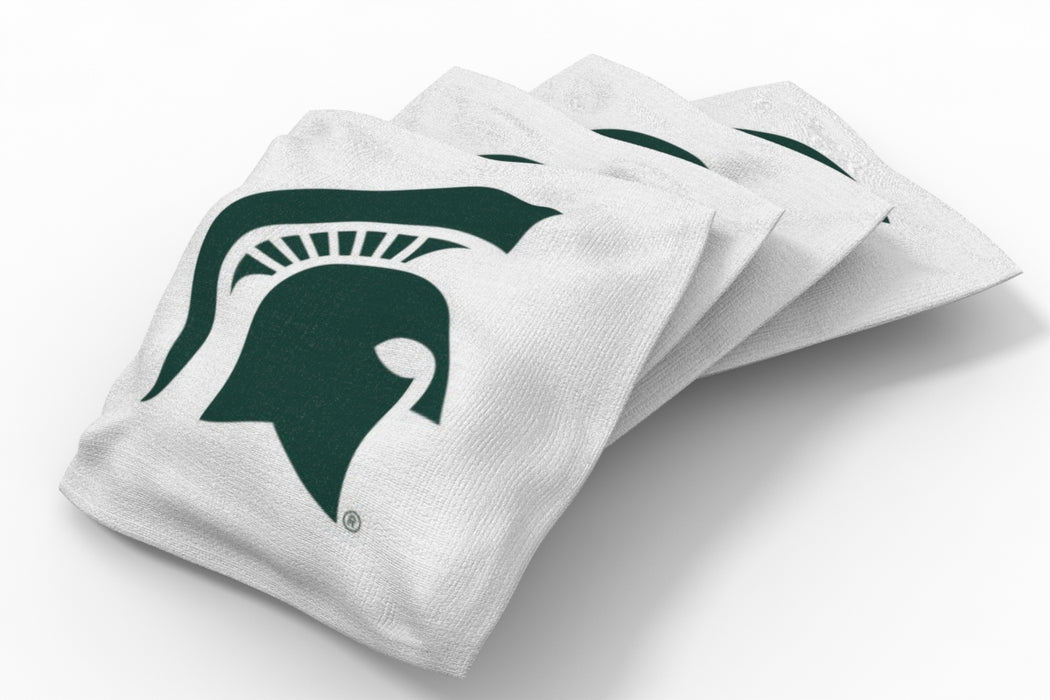 Michigan State Bean Bags - 4pk