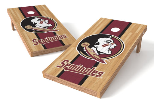 Florida State Seminoles 2x4 Cornhole Board Set - Wood