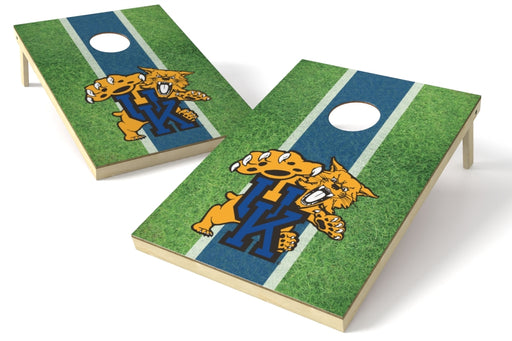 Kentucky Wildcats 2x3 Cornhole Board Set - Field