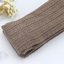 Hot Sale Warm Leggings Women's Winter Warm Skinny Slim Leggings Stretch Knitted Thick Stirrup Pants
