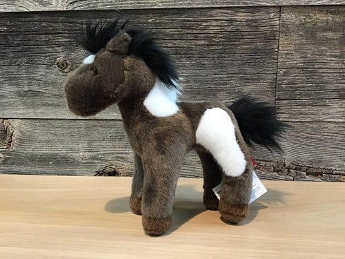 Paint Horse Stuffed Toy