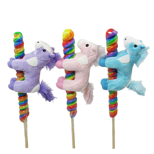 Horses and Lollipops