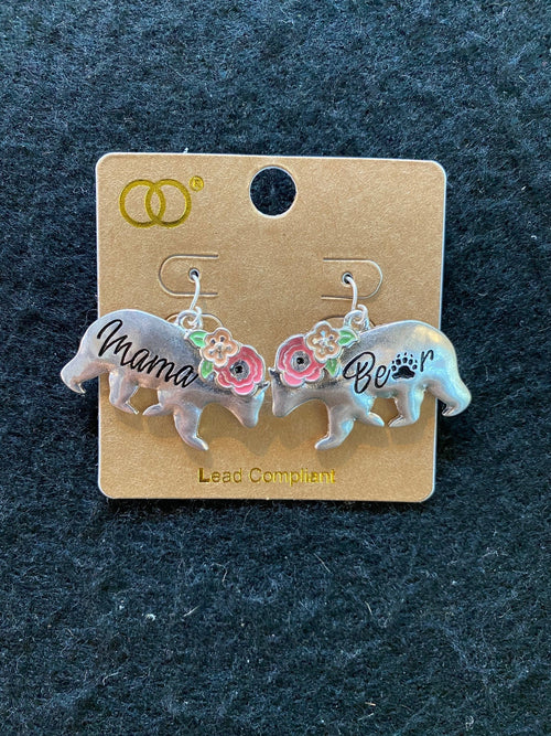 Mama Bear Earrings